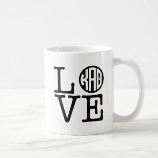 Kappa Alpha Theta | Love Coffee Mug