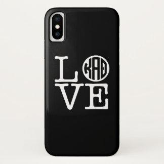 Kappa Alpha Theta   Love iPhone X Case