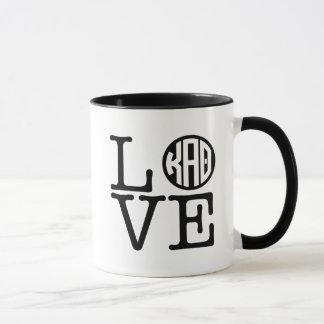Kappa Alpha Theta | Love Mug