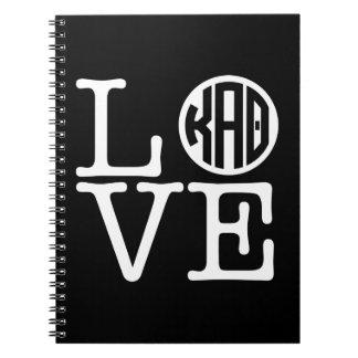 Kappa Alpha Theta | Love Notebooks