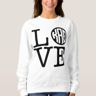 Kappa Alpha Theta | Love Sweatshirt