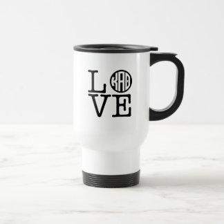 Kappa Alpha Theta | Love Travel Mug