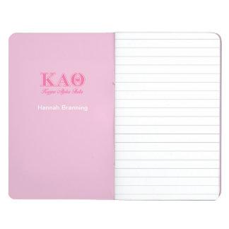 Kappa Alpha Theta Pink Letters Journal