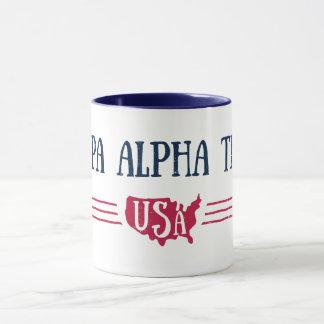 Kappa Alpha Theta | USA Mug