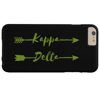 Kappa Delta Arrow Barely There iPhone 6 Plus Case