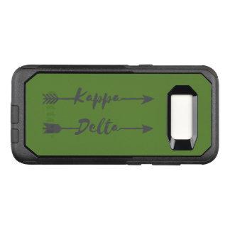 Kappa Delta Arrow OtterBox Commuter Samsung Galaxy S8 Case