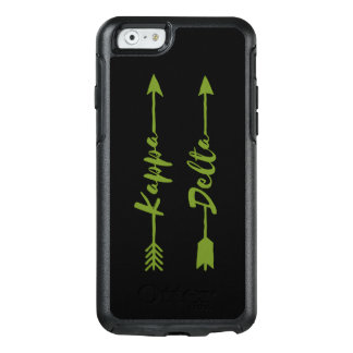 Kappa Delta Arrow OtterBox iPhone 6/6s Case