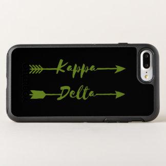 Kappa Delta Arrow OtterBox Symmetry iPhone 8 Plus/7 Plus Case