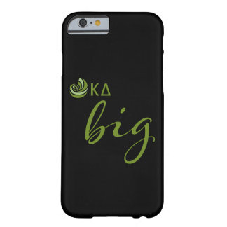 Kappa Delta Big Script Barely There iPhone 6 Case