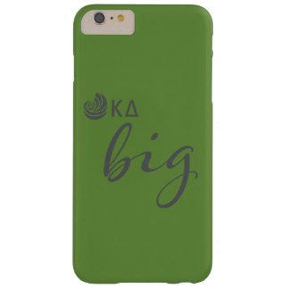 Kappa Delta Big Script Barely There iPhone 6 Plus Case