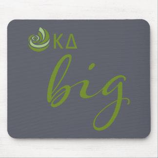 Kappa Delta Big Script Mouse Mat