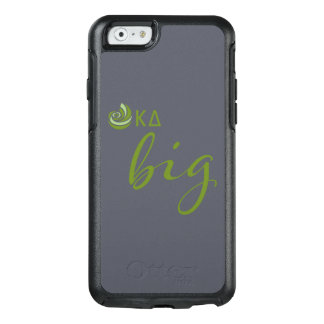 Kappa Delta Big Script OtterBox iPhone 6/6s Case