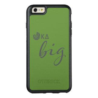 Kappa Delta Big Script OtterBox iPhone 6/6s Plus Case