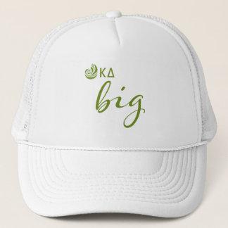 Kappa Delta Big Script Trucker Hat