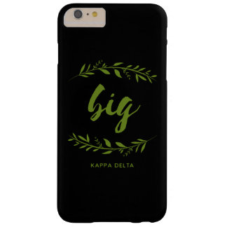 Kappa Delta Big Wreath Barely There iPhone 6 Plus Case