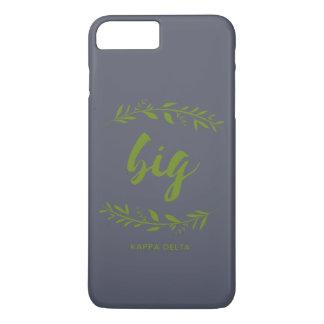 Kappa Delta Big Wreath iPhone 8 Plus/7 Plus Case