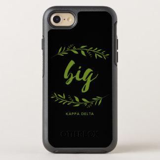 Kappa Delta Big Wreath OtterBox Symmetry iPhone 8/7 Case
