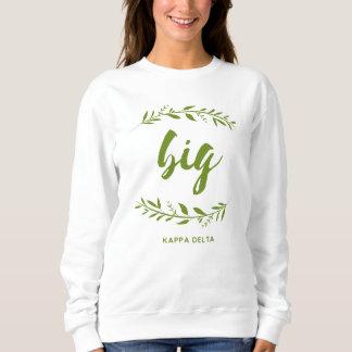 Kappa Delta Big Wreath Sweatshirt