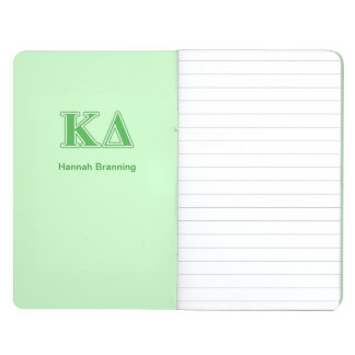 Kappa Delta Green Letters Journal