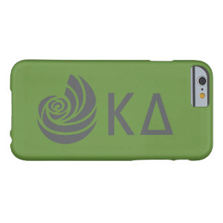 Kappa Delta Lil Big Logo Barely There iPhone 6 Case