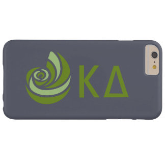 Kappa Delta Lil Big Logo Barely There iPhone 6 Plus Case