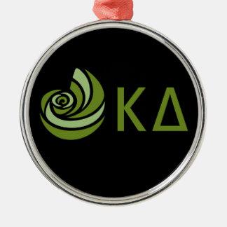 Kappa Delta Lil Big Logo Christmas Ornament