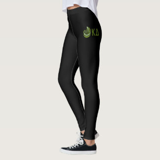Kappa Delta Lil Big Logo Leggings