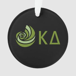 Kappa Delta Lil Big Logo Ornament