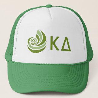 Kappa Delta Lil Big Logo Trucker Hat