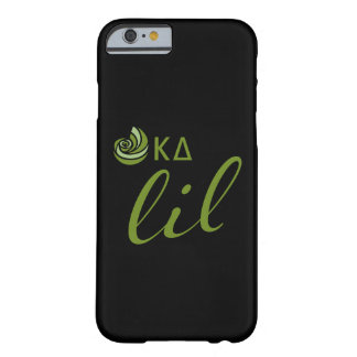 Kappa Delta Lil Script Barely There iPhone 6 Case