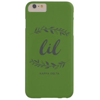 Kappa Delta Lil Wreath Barely There iPhone 6 Plus Case