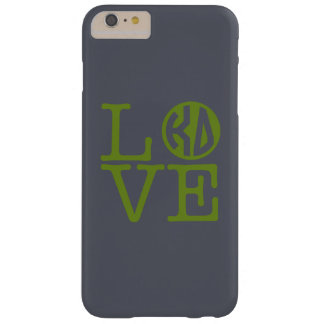 Kappa Delta Love Barely There iPhone 6 Plus Case