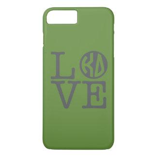 Kappa Delta Love iPhone 8 Plus/7 Plus Case