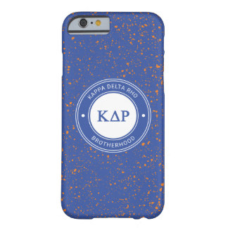 Kappa Delta Rho | Badge Barely There iPhone 6 Case