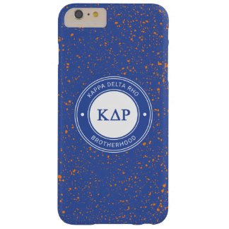 Kappa Delta Rho | Badge Barely There iPhone 6 Plus Case