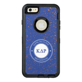 Kappa Delta Rho   Badge OtterBox Defender iPhone Case