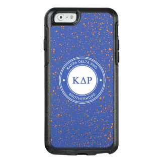 Kappa Delta Rho | Badge OtterBox iPhone 6/6s Case