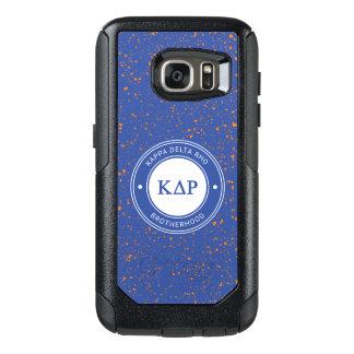 Kappa Delta Rho | Badge OtterBox Samsung Galaxy S7 Case