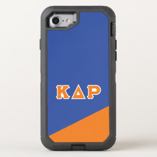Kappa Delta Rho | Greek Letters OtterBox Defender iPhone 7 Case