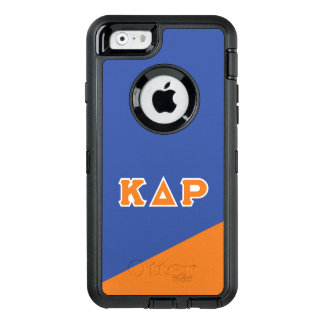 Kappa Delta Rho | Greek Letters OtterBox Defender iPhone Case