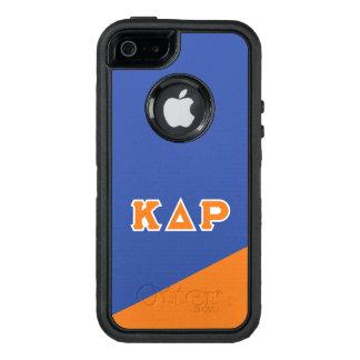Kappa Delta Rho | Greek Letters OtterBox iPhone 5/5s/SE Case