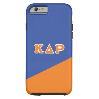 Kappa Delta Rho | Greek Letters Tough iPhone 6 Case