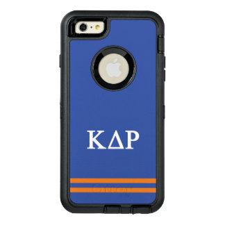 Kappa Delta Rho   Sport Stripe OtterBox Defender iPhone Case