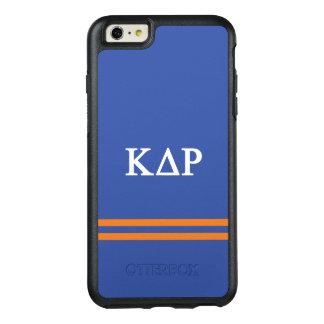 Kappa Delta Rho   Sport Stripe OtterBox iPhone 6/6s Plus Case