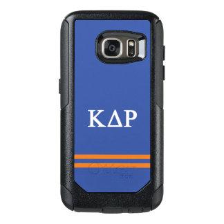 Kappa Delta Rho | Sport Stripe OtterBox Samsung Galaxy S7 Case