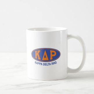 Kappa Delta Rho | Vintage Coffee Mug