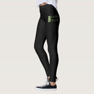 Kappa Delta Stacked Leggings