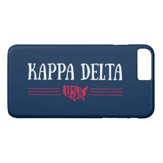 Kappa Delta USA iPhone 8 Plus/7 Plus Case