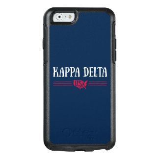 Kappa Delta USA OtterBox iPhone 6/6s Case