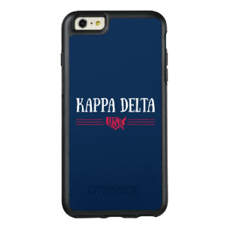 Kappa Delta USA OtterBox iPhone 6/6s Plus Case